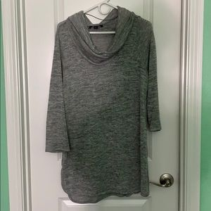 Tommy Hilfiger knitted cowl neck tunic